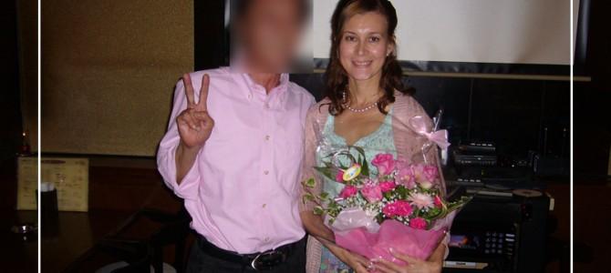 ロシア女性との国際結婚日記